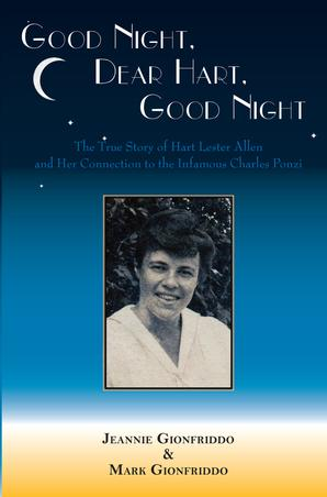 Good Night,Dear Hart,Goodnight cover